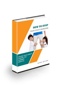 How to Stop Your Child's Boredom Book Cover