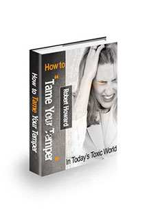 Book Cover For How to Tame Your Temper