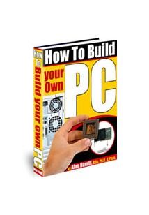 How to build your own PC Book Cover