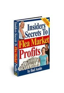 Insiders Secrets To Flea Market Profits Book Cover