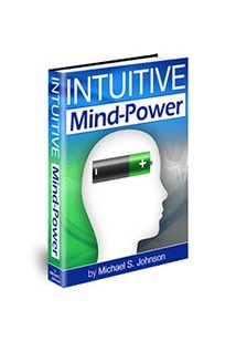 Intuitive Mind Power Book Cover