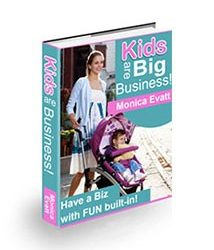 Kids are Big Business Book Cover