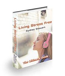 Living Stress Free Book Cover
