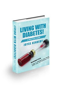 Living With Diabetes Book Cover