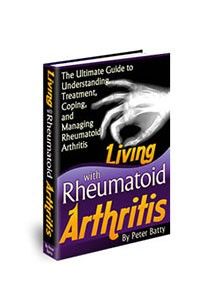Living with Rheumatoid Arthritis Book Cover