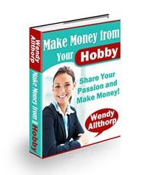 Make Money from Your Hobby Book Cover