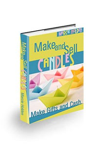 Make and Sell Candles Book Cover