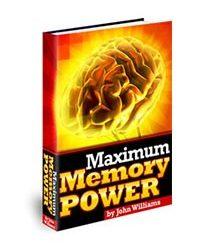 Maximum Memory Power Book Cover