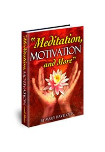 Meditation Motivation and More Book Cover