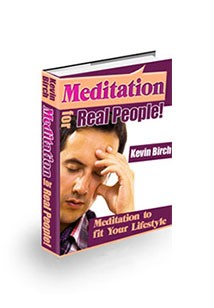 Meditation for Real People Book Cover