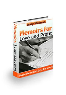 Memoirs for Love and Profit Book Cover