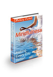 Mindfulness Living NOW Book Cover