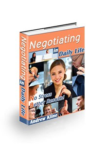 Negotiating in Daily Life Book Cover