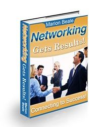 Networking Gets Results Book Cover