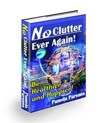 No Clutter Ever Again Book Cover