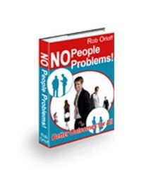 No People Problems Book Cover