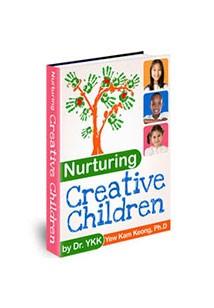 Nurturing Creative Children Book Cover