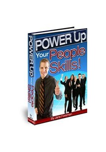 POWER Up Your People Skills Book Cover