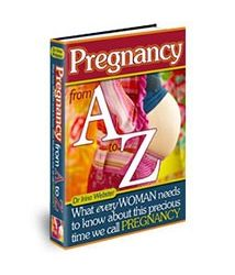PREGNANCY from A to Z Book Cover