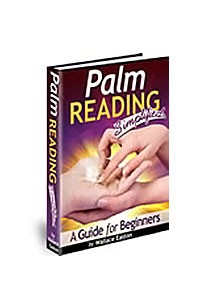 Palm Reading Simplified Book Cover