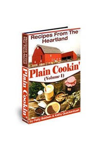 Plain Cooking Book Cover