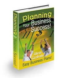 Planning Your Business Success Book Cover