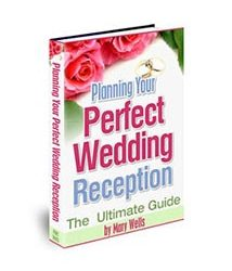 Planning Your Perfect Wedding Reception Book Cover