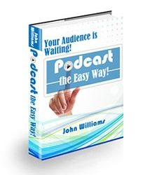 Podcast the Easy Way Book Cover