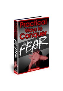 Practical Ways To Conquer Fear Book Cover