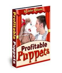 Profitable Puppets Book Cover