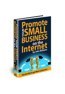 Promote Your Small Business on the Internet Book Cover