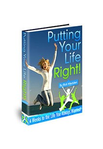 Putting Your Life Right Book Cover
