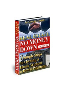 Real Estate No Money Down Book Cover