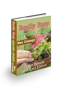 Really Easy Garden Guide Book Cover