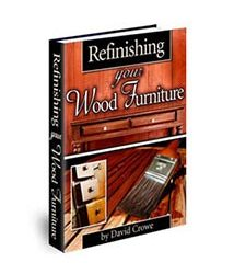 Refinishing Your Wood Furniture Book Cover