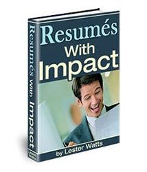 Resumes with Impact Book Cover
