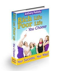 Rich Life, Poor Life You Choose Book Cover