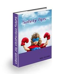 Safety Tips Book Cover