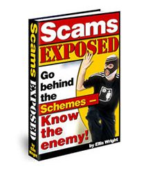 Scam Exposed Book Cover