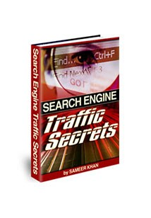 Search Engine Traffic Secrets Book Cover