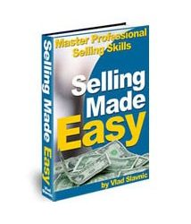 Selling Made Easy Book Cover