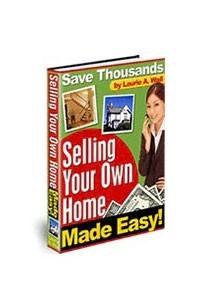 Selling Your Own Home Made Easy Book Cover