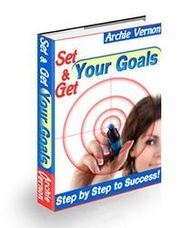 Set and Get Your Goals Book Cover