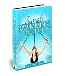 Simple Swimming Guide Book Cover