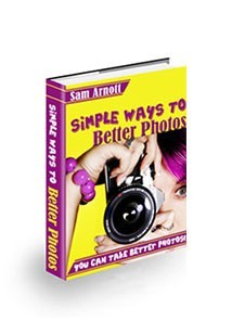 Simple Ways to Better Photos Book Cover