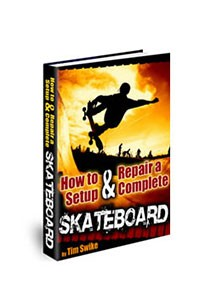 Skateboarding Book Cover