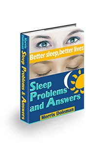 Sleep Problems and Answers Book Cover
