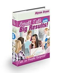 Small Talk with Big Results Book Cover