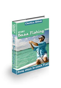 Start Bass Fishing Now Book Cover