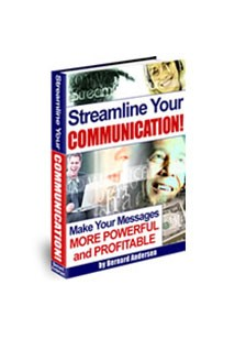 Streamline Your Communication Book Cover